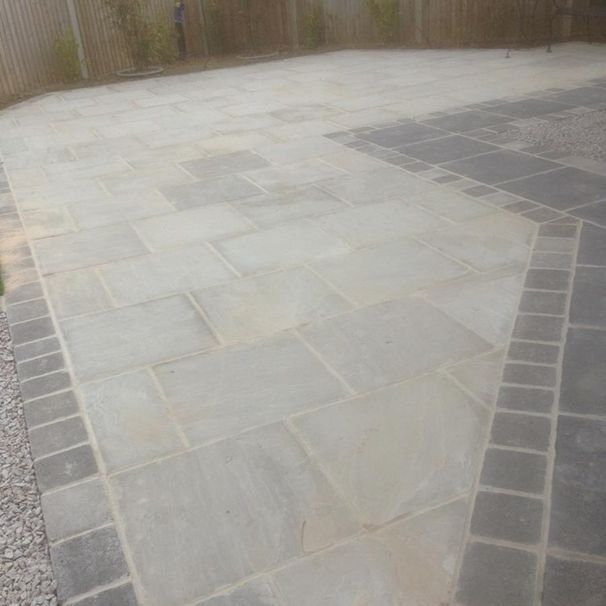Improve the outside area of your property with our quality block paving.